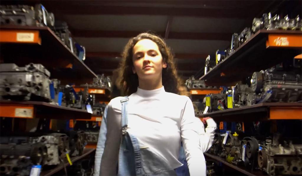 Videoclip met Trijntje Lamboo