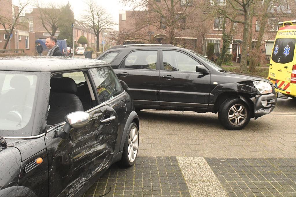 Aantal verkeersongevallen in Voorschoten gestegen