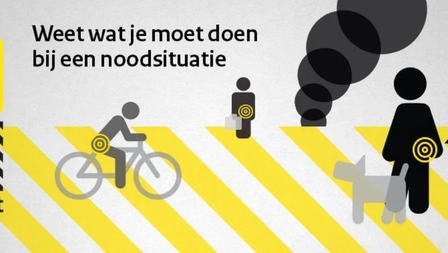 NL-Alert testbericht op maandag 7 juni in Zuid-Holland. Ontvang jij 'm ook?