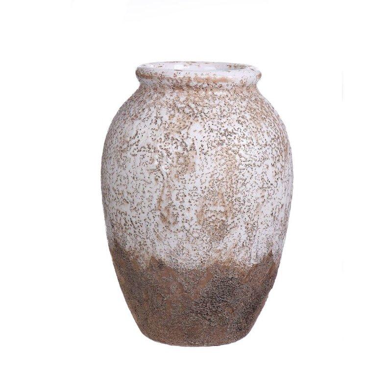 Vase Venoy Cream Medium